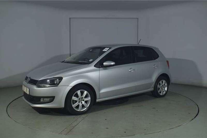 2011 VW Polo