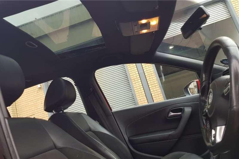 VW Polo 1.4 Comfortline GTI 2011