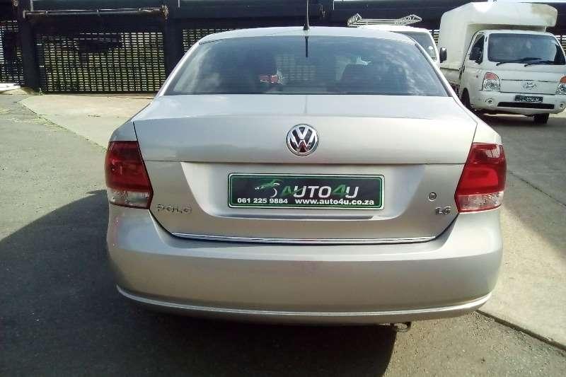 VW Polo 1.4 Concept line A/t 2012