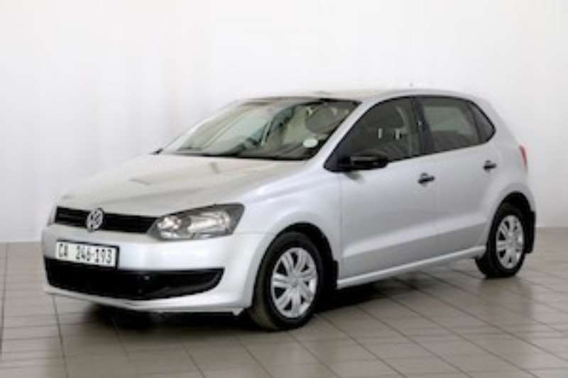 VW Polo 1.4 CONFORTLINE 5DR 2011