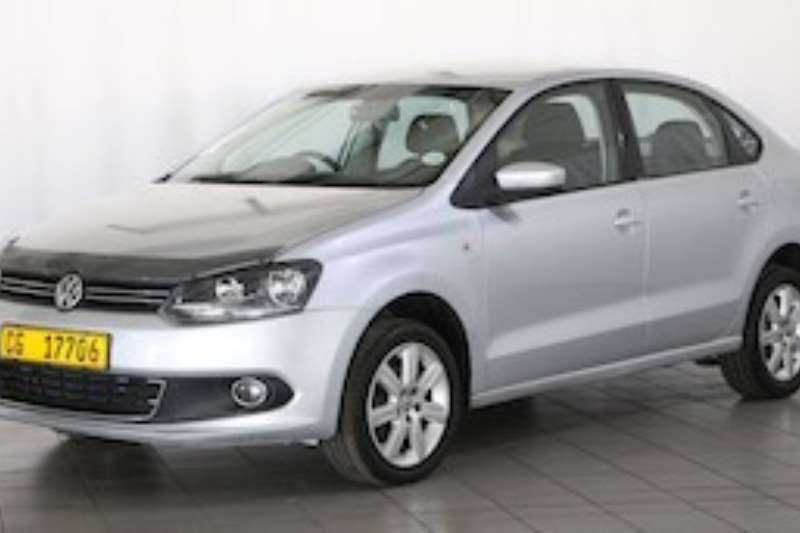 VW Polo 1.4 CONFORTLINE 5DR 2012