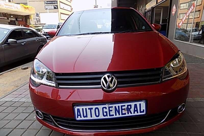 VW Polo 1.4 GT 2016
