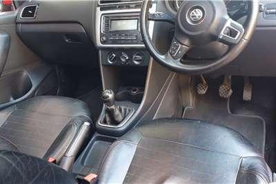 VW Polo 1.4 GTI 2014