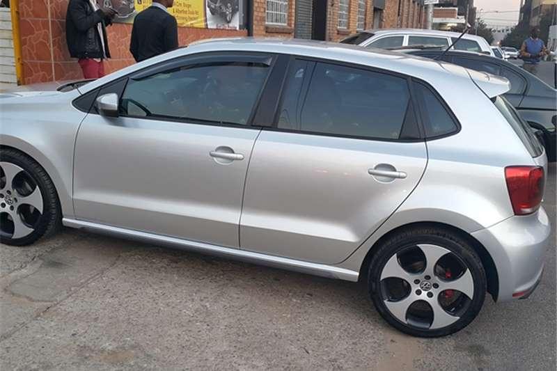 VW Polo 1.4 polo 6 GTI 2012