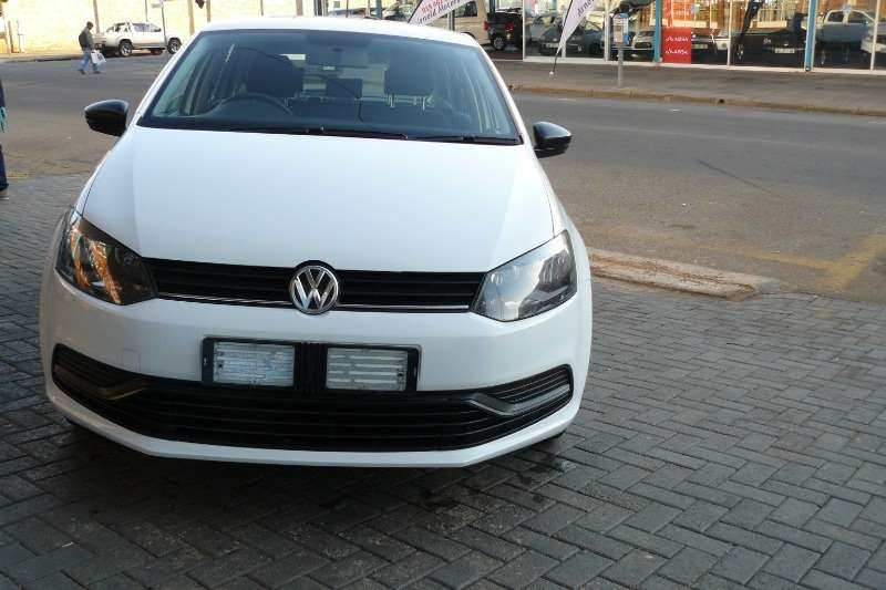 VW Polo 1.4 Tdi T/L 2015