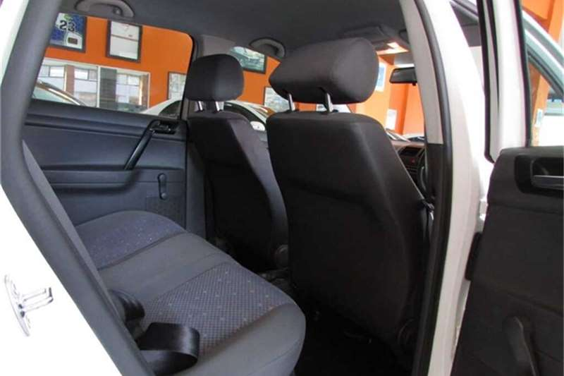VW Polo 1.4 Trendline 2007