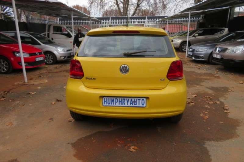 VW Polo 1.4 Trendline 2010