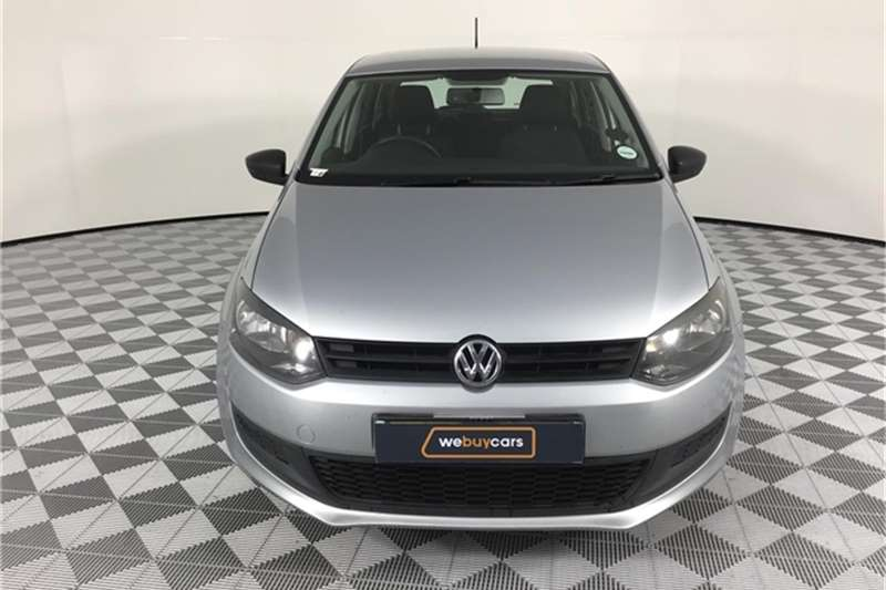 VW Polo 1.4 Trendline 2011
