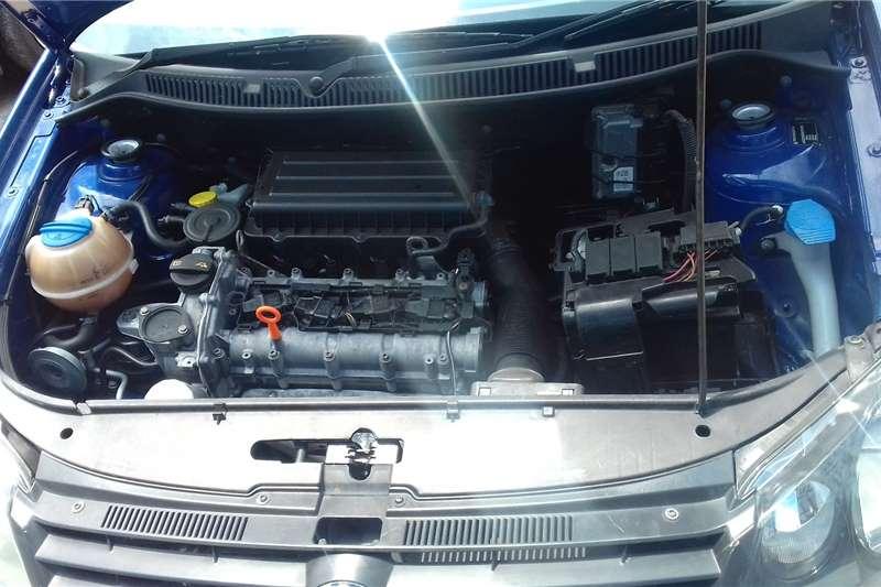 VW Polo 1.4 Trendline 2012