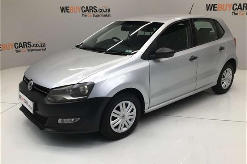VW Polo 1.4 Trendline 2014