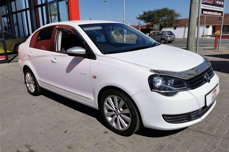 VW Polo 1.4 Trendline 2015