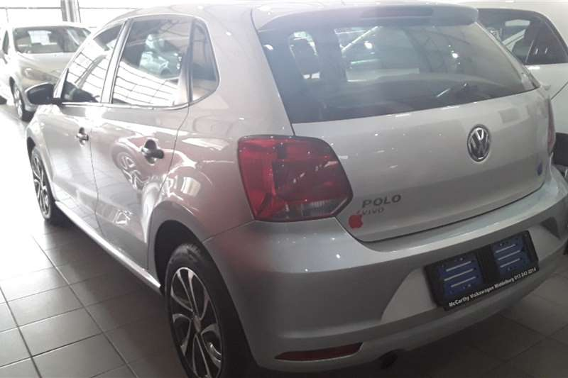 2018 VW Polo Polo 1.4 Trendline
