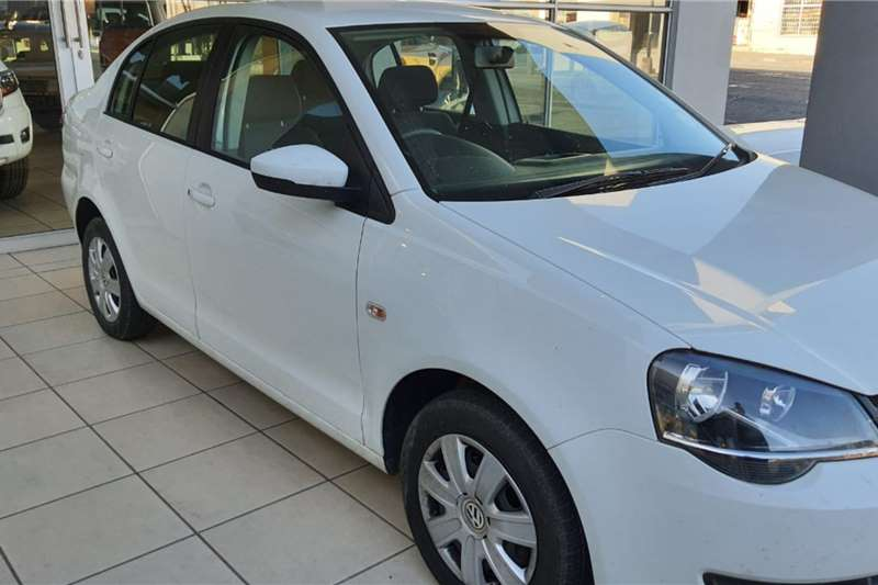 VW Polo 1.4 VIVO TRENDLINE SEDAN 2018