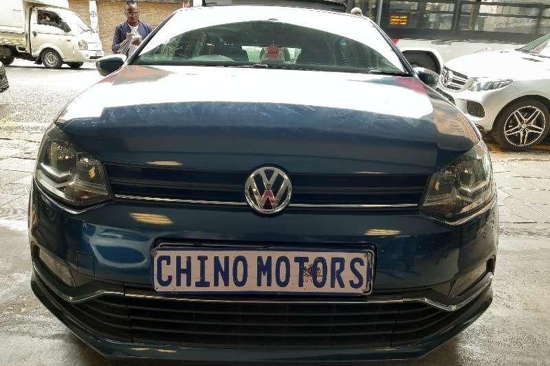 VW Polo 1.4TSI Comfortline 2015