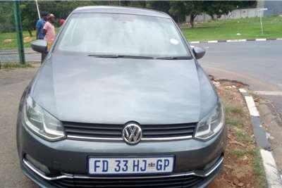 VW Polo 1,4tsi comfortline 2016