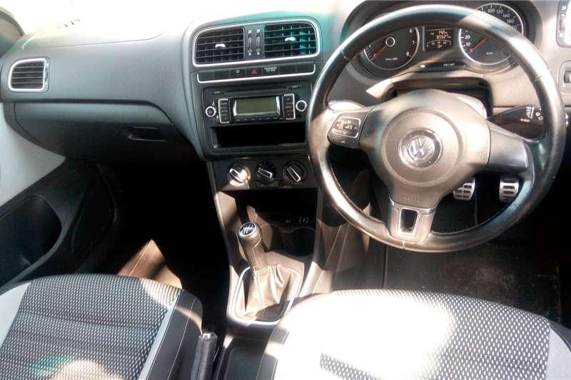 VW Polo 1.6 2010