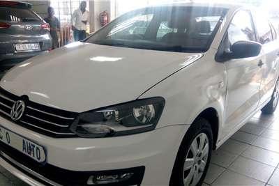 VW Polo 1.6 2013