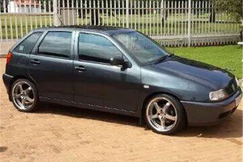 VW Polo 1.6 Comfortline 2001