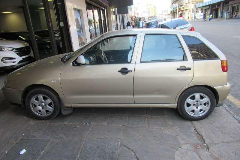 VW Polo 1.6 Comfortline 2002