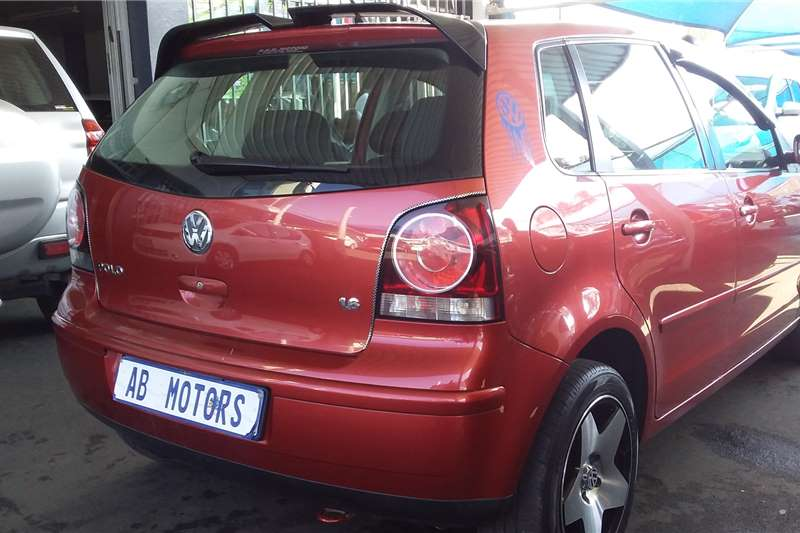 2007 VW Polo Polo 1.6 Comfortline
