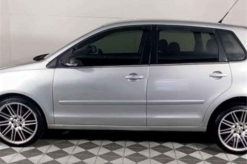 2009 VW Polo Polo 1.6 Comfortline