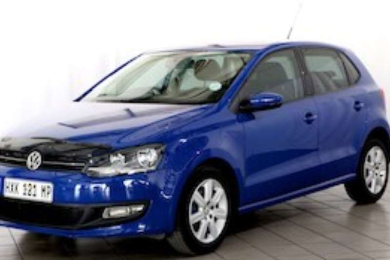 VW Polo 1.6 Comfortline 2010