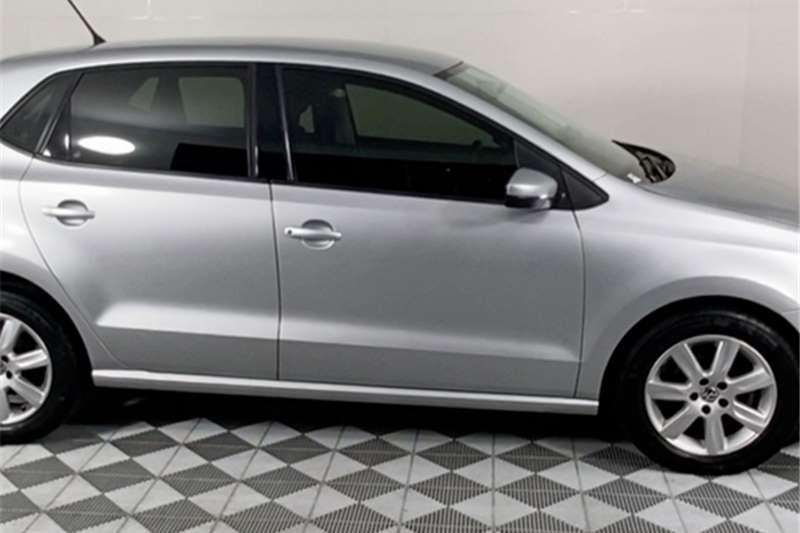 2011 VW Polo Polo 1.6 Comfortline