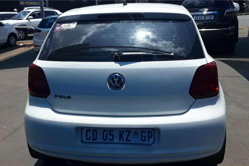 VW Polo 1.6 Comfortline 2012