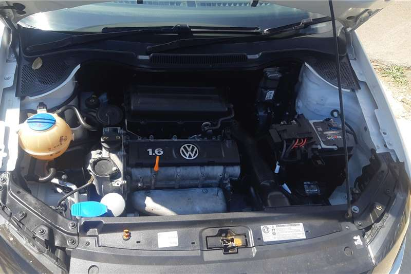 2012 VW Polo Polo 1.6 Comfortline
