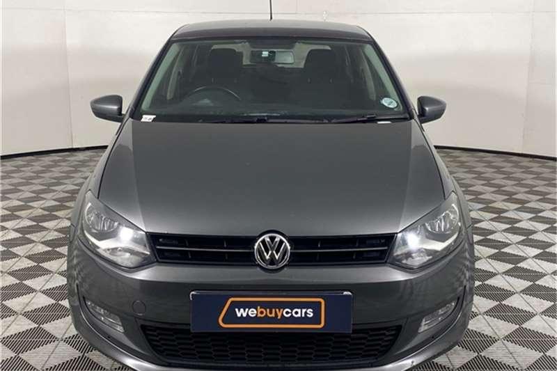 2013 VW Polo Polo 1.6 Comfortline