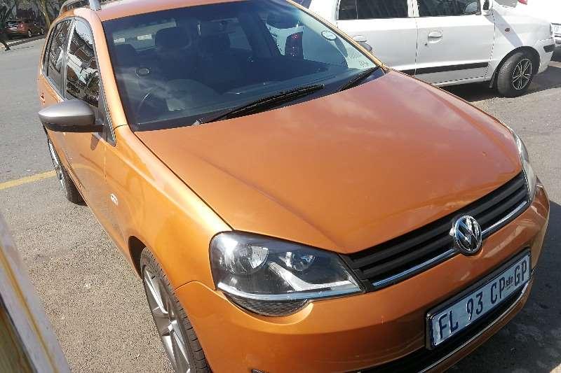 VW Polo 1.6 Comfortline 2016