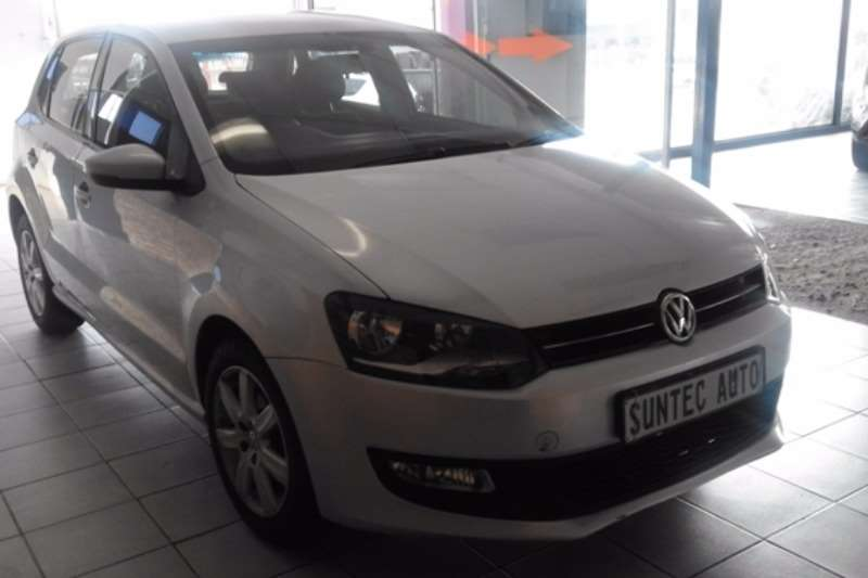 VW Polo 1.6 Comfortline 5 DOOR 2013
