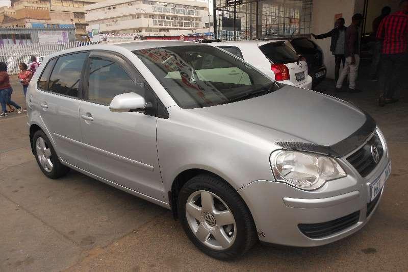 2007 VW Polo Polo 1.6 Comfortline auto