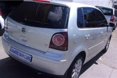 Used 2008 VW Polo 1.6 Comfortline auto