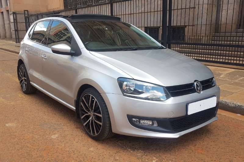 Used 2011 VW Polo 1.6 Comfortline auto