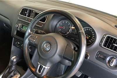 2012 VW Polo Polo 1.6 Comfortline auto