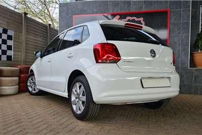 2014 VW Polo Polo 1.6 Comfortline auto