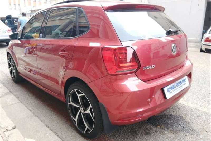 VW Polo 1.6 Comfortline auto 2017