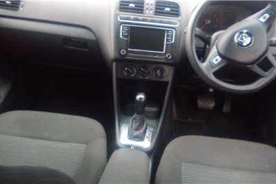 VW Polo 1.6 Comfortline auto 2018