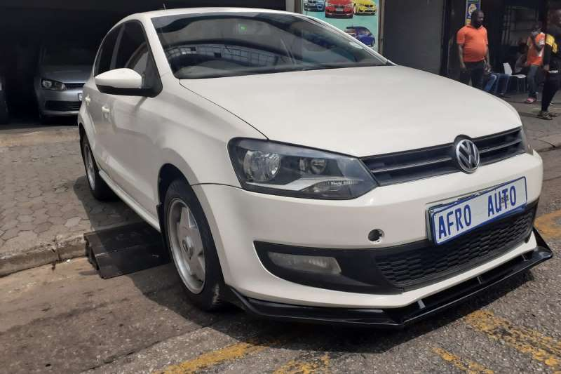 Used 2011 VW Polo 1.6 Comfortline Special Edition