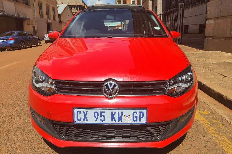 Used 2014 VW Polo 1.6 Comfortline Special Edition