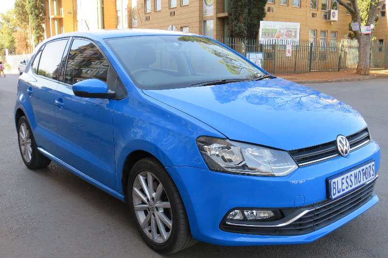 VW Polo 1.6 Comfortline Special Edition 2015