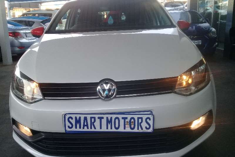 VW Polo 1.6 Comfortline Special Edition 2017