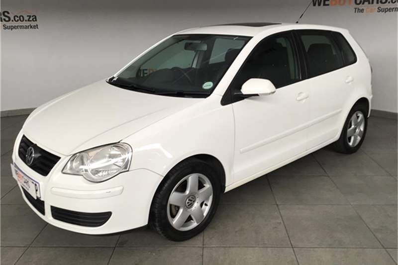 VW Polo 1.6 Comfortline tiptronic 2007