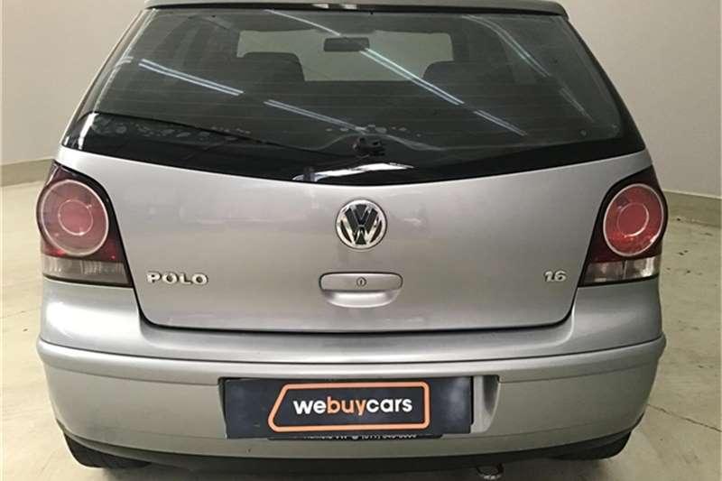 VW Polo 1.6 Comfortline tiptronic 2007