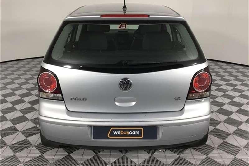 VW Polo 1.6 Comfortline tiptronic 2008