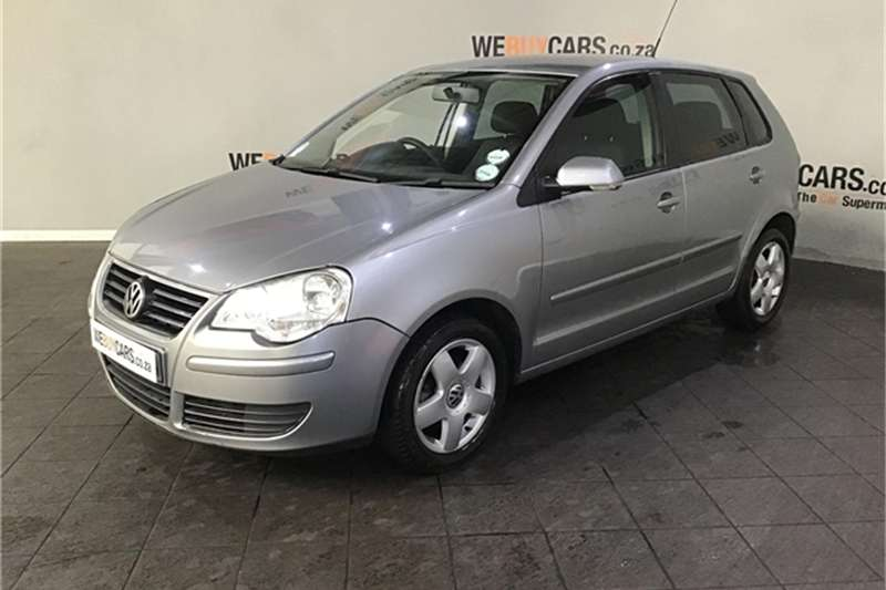 VW Polo 1.6 Comfortline tiptronic 2009