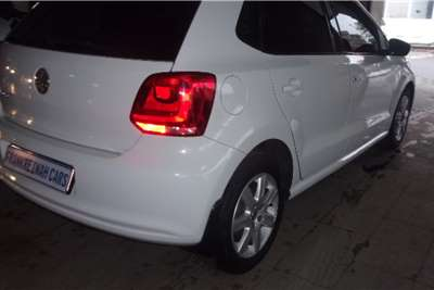 VW Polo 1.6 Comfortline tiptronic 2012