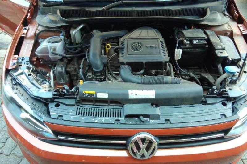 VW Polo 1.6 comfortline TSI 2018