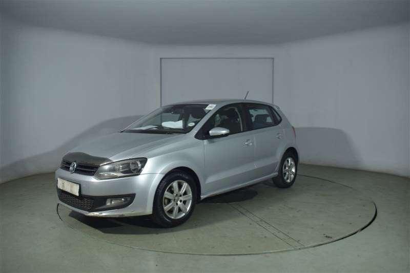VW Polo 1.6 CONFORTLINE 2011
